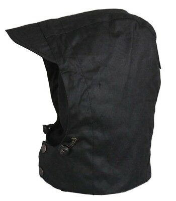 (XX-Large, Black) - Outback Trading Hood. Huge Saving