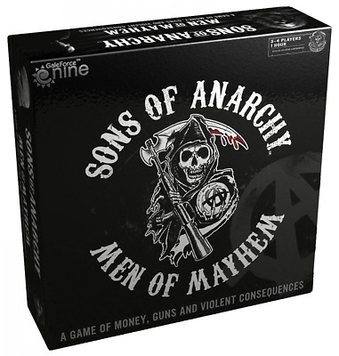 2afafe9ceb7c SONS OF ANARCHY Men Of Mayhem - EUR 36,64   PicClick FR