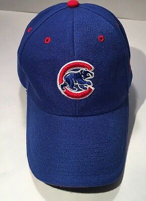 Chicago Cubs Baseball Hat Clean Nice Playoff Ready!!