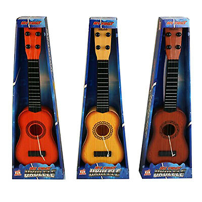 Beginners Ukulele Uke Soprano Musical Instrument 4 String Guitar For Kids 3+ Yrs