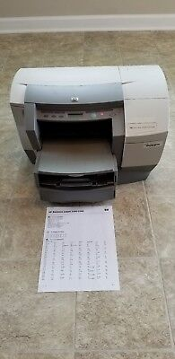 HP BUSINESS INKJET 2250tn PRINTER WITH DUPLEXER