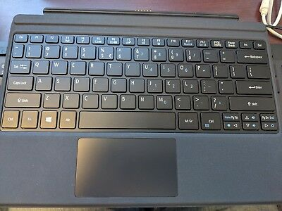 Acer Switch Alpha 12 Backlight Keyboard