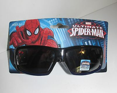 Boys Marvel Ultimate SPIDER-MAN Sunglasses - BRAND NEW W TAGS!!