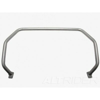 AltRider Upper Crash Bars Assembly for the BMW R1200GS (2008-2012) - Silver