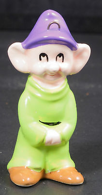 Vintage Disney Snow White DOPEY Christmas Ornament Made in Japan