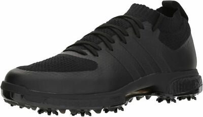 ADIDAS MEN S TOUR360 Knit Golf Shoes Spiked Comfort Sneakers Knit ... c2b54f651