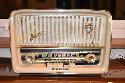 Telefunken Jubilate 8 Made in Germany Tube Radio 독일 튜브 라디오 빈티지 راديو الأنبوبة ال