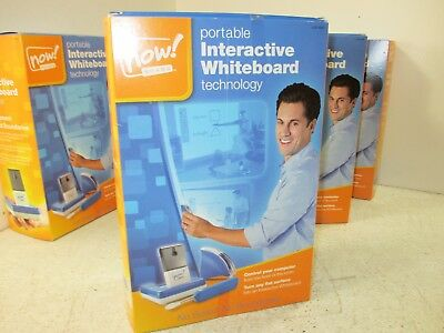 Now! Board Portable  Interactive Whiteboard Technology  Ler4500  T3-A6