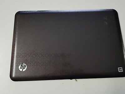 HP Pavilion DV6 being scrapped - LCD top cover/back case with webcam + wifi