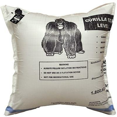 1 (one) Gorilla Dunnage Bags (4'x4')