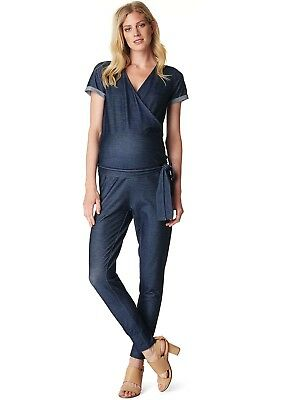 New - Noppies - Aafke Maternity Nursing Jumpsuit