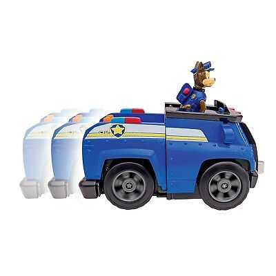 Paw Patrol Deluxe Feature Vehicle On-A-Roll Chase