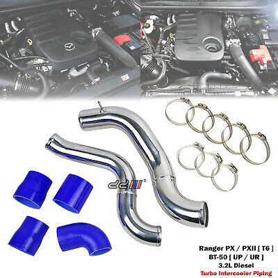Turbo Intercooler Piping Pipe Fits Mazda BT-50 UP UR P5-AT Diesel 3.2L 2012++