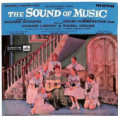 "Original London Cast - The Sound Of Music - 7"" Record Single"