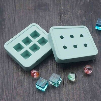 Silicone Pendant Mold Making Jewelry For Resin Necklace Mould Craft DIY Tool IN9