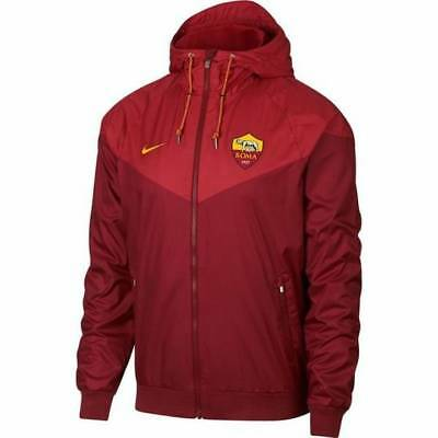 Nike AS Roma Authentic Windrunner Jacket 2018/19 - Mens