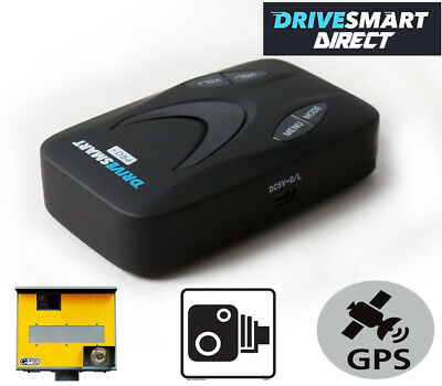 Drivesmart Pro GPS Speed Camera Detector FREE Lifetime Database Updates