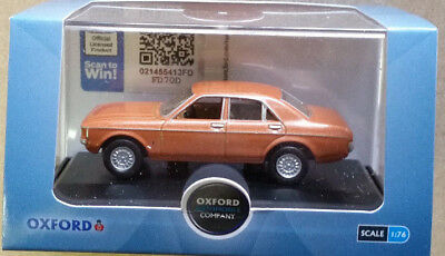 1:76 Gold Oxford Diecast Ford Konsul Spielzeugautos & Zubehör Consul 176 Scale 76fc001 New Model Oo