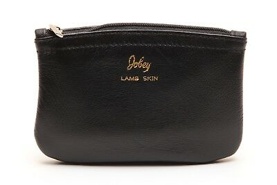 Jobey Small Zipper Pouch with Plastic Lining Tobacco Pouch