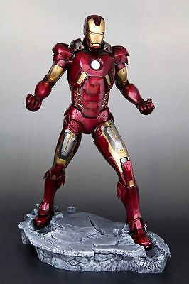 Unpainted 1/6 AVENRGERS Iron Man Mark VII , resin model kit,