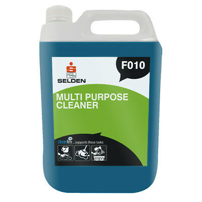 Selden F010 Multi Purpose Cleaner - 5 Litres - FREE 48 HOUR DELIVERY
