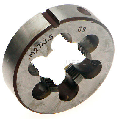 New 27mm x 1.5 Metric Right Hand Thread Die M27 x 1.50mm Pitch