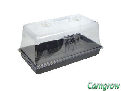Propagator Propagation High Dome With Vents Seeds & Cuttings Hydroponics