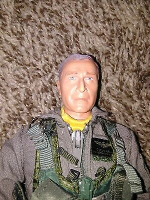Blue Box Elite Force Aviator George W. Bush Doll   2003.