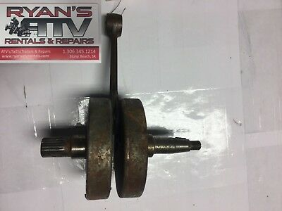 1990 Honda CR250 Crankshaft