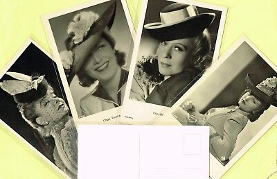 ROSS VERLAG - 1940s Film Star Postcards produced in Germany #A2901 to #A3020