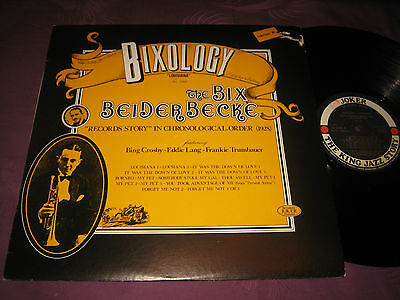 LP Bix Beiderbecke: Bixology Vol. 10 Louisiana - Italien Joker SM 3566