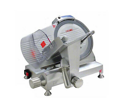 "Eurodib HBS-300L Commercial Electric Meat Slicer w/ 12"" Blade"