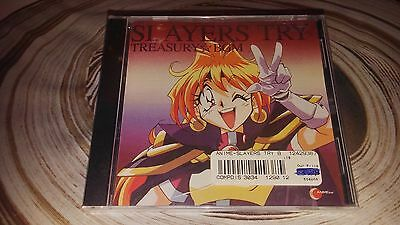 ► SLAYERS TRY [ CD ] - BGM 1997 ANIME Soundtrack  [ NEU ] -  ORIGINAL + RAR ! !