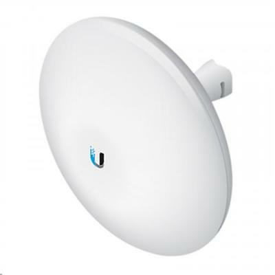 Ubiquiti NanoBeam NBE-5AC-Gen2 High-Performance airMAX ac Bridge, 5GHz,450+ Mbps