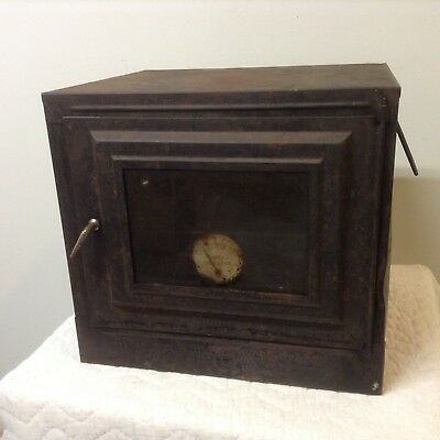 Vintage Griswold Wood Stove Top Oven - Baking, Warming, Camping, Deco