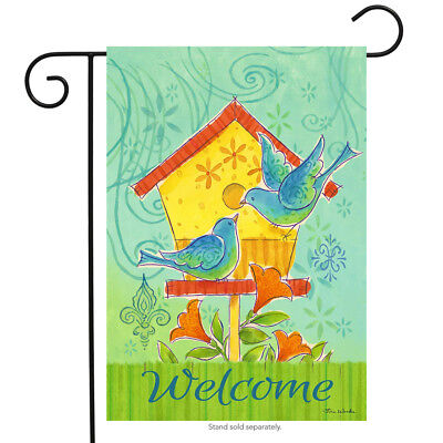 HOUSE HUNTING SPRING Garden Flag - $4.79 | PicClick