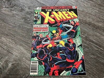Uncanny X-men #133, Solo Wolverine Cover, Hellfire Club Appearance! High Grade!