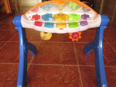 Fisher Price Classical Chorus Musical Piano, Activity Gym for Baby / Toddler
