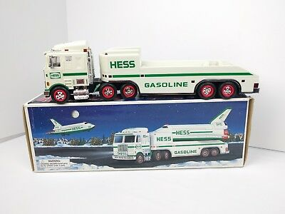 1999 HESS Toy ***Truck and Box Only**""