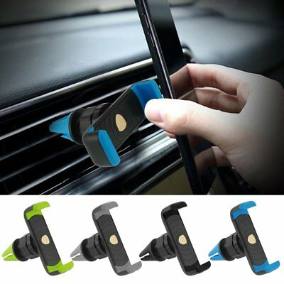 Universal Car Air Vent Mount Cell Phone Holder Cradle Stand Bracket Supporter