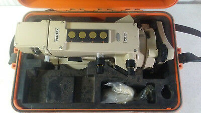 PENTAX PD20 DIGITAL THEODOLITE 20 SECOND WITH CASE PD-20 no charger inc.