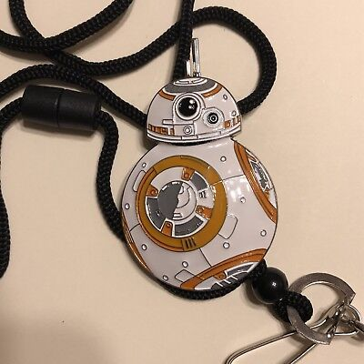 Walt Disney Imagineering Cast Member Exclusive BB8 Bolo Lanyard