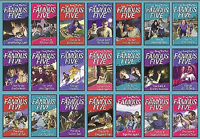 Famous Five (01-21) by Enid Blyton - ƐBOOK - 30 secs delivery !