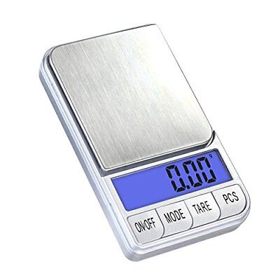 Smart Weigh Scale,High Precision Digital Pocket Scale,Jewelry and Gems Scale