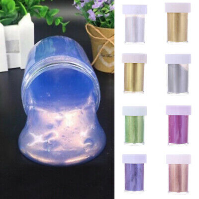 Natural Mica Powder Cosmetic Grade Pigment Soap Candle Colorant Dyes Mix Color