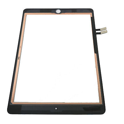 """Touch Screen Digitizer Glass Black For iPad 6 6th Gen 9.7"""" 2018 A1893 A1954"""