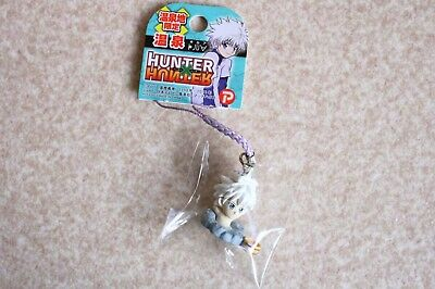 Hunter X Hunetr Killua Fiure Strap Anime Manga hot Spring