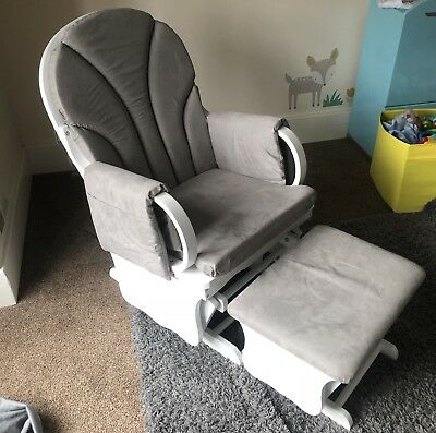 Awe Inspiring Ladybird Gliding Nursing Chair With Footstool 75 00 Gamerscity Chair Design For Home Gamerscityorg