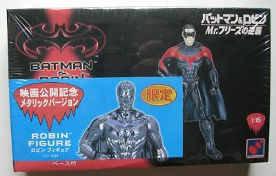 1997 Hasegawa  DC Comics 1:16 Scale Robin Figure model kit Batman & Robin Series