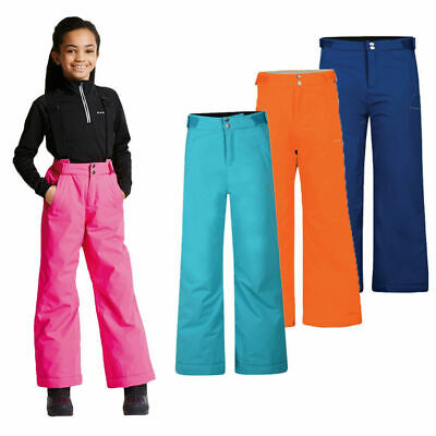 Dare2b Boys Girls Kids Whirlwind II Ski Trousers Salopettes RRP £50